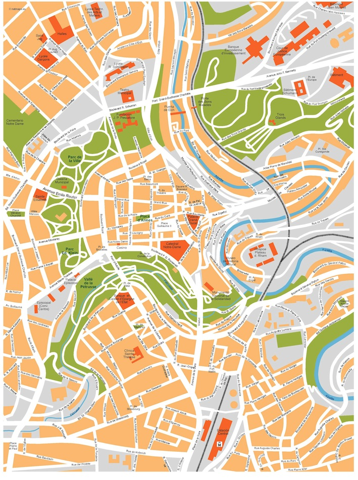 Luxembourg Vector Map Order And Download Luxembourg Vector Map - Luxembourg map vector