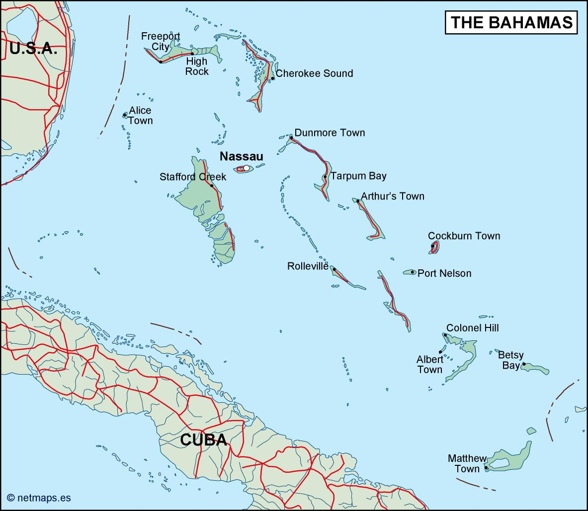 bahamas political map. bahamas political map  order and download bahamas political map