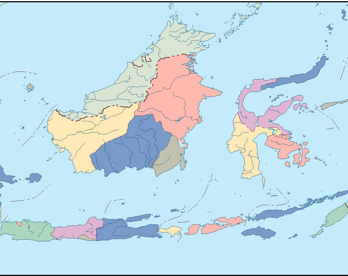 indonesia blind map Order and Download indonesia blind map made