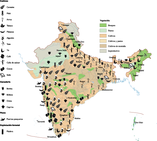 India agricultural map order and download india agricultural map india agricultural map gumiabroncs Choice Image
