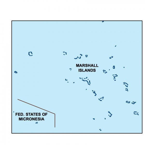 marshall powerpoint map