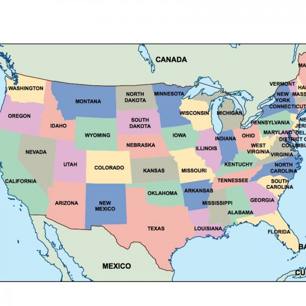 USA Eps Country Maps Download Our USA Eps Country Maps For - Usa country map